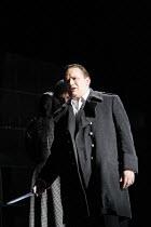 MACBETH  by Verdi  after Shakespeare  conductor: Richard Farnes  set design: Johan Engels  costumes: Brigitte Reiffenstuel  director: Tim Albery ~Peter Auty (Macduff)~Opera North, Leeds, England  23/0...