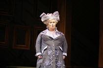 LA FILLE DU REGIMENT   by Gaetano Donizetti   conductor: Bruno Campanella   director: Laurent Pelly <br>,Dawn French (La Duchesse de Crackentorp),The Royal Opera / Covent Garden   London WC2...
