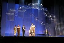 A MIDSUMMER NIGHT'S DREAM   by Benjamin Britten   after Shakespeare   conductor: Stuart Stratford   ,set design: Johan Engels   costumes: Ashley Martin-Jenkins   lighting: Bruno Poet   director: Marti...