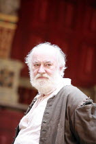 KING LEAR   by Shakespeare   design: Jonathan Fensom   director: Dominic Dromgoole <br>,David Calder (King Lear) ,Shakespeare^s Globe (SG), London SE1         02/05/2008        ,