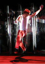 'BILLY ELLIOT' (book & lyrics: Lee Hall   music: Elton John   director: Stephen Daldry),James Lomas (Billy),Victoria Palace Theatre, London SW1   11/05/2005,