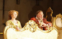 DER ROSENKAVALIER   music: Richard Strauss   comedy for music: Hugo von Hofmannsthal   ,conductor: Edward Gardner   set design: David McVicar & Michael Vale   ,costumes: Tanya McCallin   original ligh...