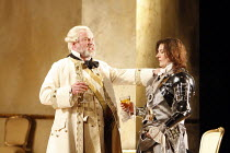 DER ROSENKAVALIER   music: Richard Strauss   comedy for music: Hugo von Hofmannsthal   ,conductor: Edward Gardner   set design: David McVicar & Michael Vale   costumes: Tanya McCallin   original light...