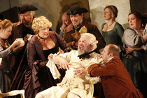 DER ROSENKAVALIER   music: Richard Strauss   comedy for music: Hugo von Hofmannsthal   conductor: Edward Gardner   ,set design: David McVicar & Michael Vale   costumes: Tanya McCallin   original light...