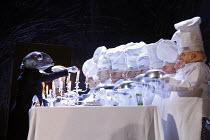 HANSEL AND GRETEL   by Humperdinck   conductor: Thomas Rösner   design: John McFarlane   lighting: Jennifer Tipton   original director: Richard Jones <br>,the Dream Sequence,Welsh National Opera (WNO...