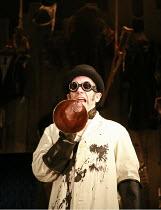DICKENS UNPLUGGED   written & directed by Adam Long   design: Lez Brotherston <br>,Matthew Hendrickson (Mr Warren) ,Comedy Theatre / London SW1                       09/06/2008              ,