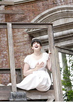 ROMEO AND JULIET   by Shakespeare   ,set design: Robert Innes Hopkins   costumes: Fotini Dimou   director: Timothy Sheader ,Laura Donnelly (Juliet)   ,Open Air Theatre (OAT) / Regent?s Park, London NW...