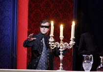 ARIADNE AUF NAXOS   by Richard Strauss   conductor: Mark Elder   design: Herbert Murauer   lighting: Jennifer Tipton   director: Christof Loy ~Robert D. Smith (Bacchus)  ~The Royal Opera / Covent Gard...