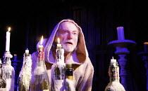 THE QUIZ   by Richard Crane   director: David Giles   David Bradley (The Actor) Trafalgar Studios 2, London SW1                    17/06/2008