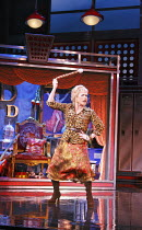 HIGH SCHOOL MUSICAL - LIVE ON STAGE   director: Jeff Calhoun ~Letitia Dean (Ms Darbus)~Disney Theatrical Production / Hammersmith Apollo, London W6   05/07/2008