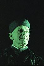THE MERCHANT OF VENICE   by Shakespeare    set design: Robert Jones   costumes: Sue Willmington   director: Gregory Doran   Julian Curry (Antonio) Royal Shakespeare Company / Royal Shakespeare The...