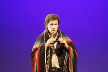KICKING A DEAD HORSE    written & directed by Sam Shepard   set design: Brien Vahey   costumes: Joan Bergin   lighting: John Comiskey   Stephen Rea (Hobart Struther) Abbey Theatre (Ireland) producti...