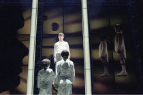 TOMMY   music & lyrics: Pete Townshend   book: Pete Townshend & Des McAnuff   set design: John Arnone   costumes: David C Woolard   ~lighting: Chris Parry   choreography: Wayne Cilento   director: Des...