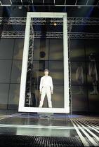 TOMMY   music & lyrics: Pete Townshend   book: Pete Townshend & Des McAnuff   ~set design: John Arnone   costumes: David C Woolard   ~lighting: Chris Parry   choreography: Wayne Cilento   director: De...