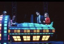 TOMMY   music & lyrics: Pete Townshend   book: Pete Townshend & Des McAnuff   ~set design: John Arnone   costumes: David C Woolard   lighting: Chris Parry   choreography: Wayne Cilento   director: Des...