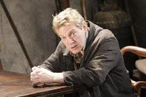 IVANOV   by Chekhov   in a new version by Tom Stoppard   design: Christopher Oram   lighting: Paule Constable   director: Michael Grandage ~Kenneth Branagh (Ivanov)~Donmar West End at Wyndham's Theatr...