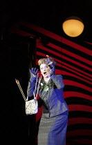 LA CALISTO   by Francesco Cavalli   conductor: Ivor Bolton    set design: Paul Steinberg   costumes: Buki Shiff   lighting: Pat Collins   director: David Alden   Guy de Mey (Linfea) The Royal Opera...