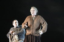 RIDERS TO THE SEA   by Vaughan Williams   after the play by J M Synge   conductor: Edward Gardner   design: Dorothy Cross & Tom Pye   lighting: Jean Kalman   director: Fiona Shaw ~Leigh Melrose (Bartl...