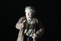 RIDERS TO THE SEA   by Vaughan Williams   after the play by J M Synge   ~conductor: Edward Gardner   design: Dorothy Cross & Tom Pye   lighting: Jean Kalman   director: Fiona Shaw ~Patricia Bardon (Ma...