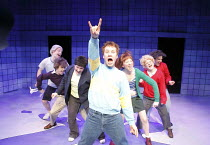 HORRID HENRY - LIVE AND HORRID!   adapted for the stage by John Godber from the novels by Francesca Simon   director: Hannah Chissick ~centre: Steven Tagg (Horrid Henry)   ~Watershed production / Traf...