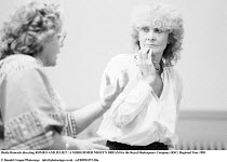 Sheila Hancock directing ROMEO AND JULIET / A MIDSUMMER NIGHT'S DREAM for the Royal Shakespeare Company (RSC) Regional Tour 1983