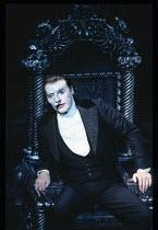 THE PHANTOM OF THE OPERA   music: Andrew Lloyd Webber   lyrics: Charles Hart   ~book: Richard Stilgoe & Andrew Lloyd Webber   design: Maria Bjornson   lighting: Andrew Bridge   ~musical staging & chor...
