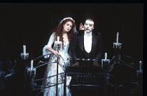 THE PHANTOM OF THE OPERA   music: Andrew Lloyd Webber   lyrics: Charles Hart   book: Richard Stilgoe & Andrew Lloyd Webber   ~design: Maria Bjornson   lighting: Andrew Bridge   musical staging & chore...