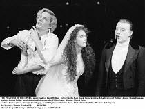 THE PHANTOM OF THE OPERA   music: Andrew Lloyd Webber   lyrics: Charles Hart   book: Richard Stilgoe & Andrew Lloyd Webber   design: Maria Bjornson   lighting: Andrew Bridge   ~musical staging & chore...