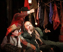 OLIVER!   book, lyrics & music: Lionel Bart   after 'Oliver Twist' by Charles Dickens   set & costume design: Anthony Ward   ~lighting: Paule Constable   directed by Rupert Goold, based on the origina...