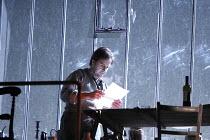LA BOHEME   by Puccini   conductor: Miguel Harth-Bedoya   design: Isabella Bywater   lighting: Jean Kalman   director: Jonathan Miller ~Alfie Boe (Rodolfo)~English National Opera (ENO) / London Colise...