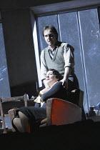LA BOHEME   by Puccini   conductor: Miguel Harth-Bedoya   ~design: Isabella Bywater   lighting: Jean Kalman   director: Jonathan Miller ~Alfie Boe (Rodolfo), Melody Moore (Mimi)   ~English National Op...