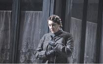 LA BOHEME   by Puccini   conductor: Miguel Harth-Bedoya   design: Isabella Bywater   lighting: Jean Kalman   director: Jonathan Miller ~Melody Moore (Mimi)   ~English National Opera (ENO) / London Col...