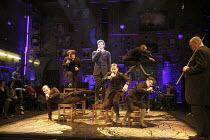SPRING AWAKENING   based on the play by Frank Wedekind   book & lyrics: Steven Sater   music: Duncan Sheik   set design: Christine Jones    costumes: Susan Hilferty   lighting: Kevin Adams   choreogr...