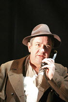 A VIEW FROM THE BRIDGE   by Arthur Miller   ~design: Christopher Oram   lighting: Peter Mumford   director: Lindsay Posner ~Ken Stott (Eddie)~Duke of York's Theatre, London WC2            05/02/2009