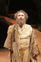 THE TEMPEST   by Shakespeare    design: Illka Louw   lighting: Mannie Manim   director: Janice Honeyman   Antony Sher (Prospero) Baxter Theatre Centre (Cape Town) in association with Royal Shakesp...