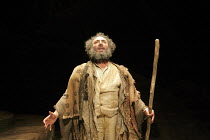 THE TEMPEST   by Shakespeare   design: Illka Louw   lighting: Mannie Manim   director: Janice Honeyman   Antony Sher (Prospero) Baxter Theatre Centre (Cape Town) in association with Royal Shakespea...