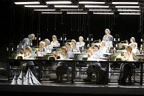 DER FLIEGENDE HOLLANDER   THE FLYING DUTCHMAN      by Wagner    conductor: Marc Albrecht   ~set design: Michael Levine   costumes: Constance Hoffman   lighting: David Finn   director: Tim Albery ~fron...