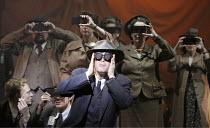 DOCTOR ATOMIC   music: John Adams   libretto: Peter Sellars   conductor: Lawrence Renes   ~set design: Julian Crouch   costumes: Catherine Zuber   lighting: Brian MacDevitt   director: Penny Woolcock...
