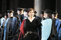 I CAPULETI E I MONTECCHI   by Bellini   conductor: Mark Elder   design, original lighting & direction: Pier Luigi Pizzi ~Elina Garanca (Romeo)~The Royal Opera (RO) / Covent Garden   London WC2    02/0...
