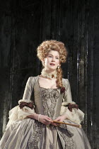 MADAME DE SADE   by Yukio Mishima   translated by Donald Keene   ~design: Christopher Oram   lighting: Neil Austin   director: Michael Grandage ~Rosamund Pike (Renee, Madame de Sade)~Donmar West End /...