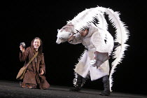 HIS DARK MATERIALS   based on the trilogy of novels by Philip Pullman   adapted by Nicholas Wright    design: Ruari Murchison   lighting: Malcolm Rippeth   directors: Rachel Kavanaugh & Sarah Esdaile...