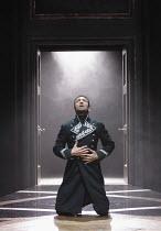 THE WINTER'S TALE   by Shakespeare   design: Jon Bausor   lighting : Jon Clark   director: David Farr ~Greg Hicks (Leontes)~Royal Shakespeare Company (RSC) / Courtyard Theatre, Stratford-upon-Avon, En...