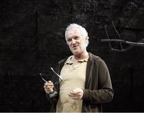 WAITING FOR GODOT   by Samuel Beckett   design: Stephen Brimson Lewis   lighting: Paul Pyant   director: Sean Mathias ~~Sean Mathias - director~Theatre Royal Haymarket (TRH), London SW1             06...