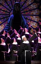 SISTER ACT   music: Alan Menken   lyrics: Glenn Slater   book: Cheri Steinkellner & Bill Steinkellner   ~set design: Klara Zieglerova   costumes: Lez Brotherston   lighting: Natasha Katz   choreograph...