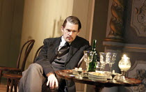 THE CHERRY ORCHARD   by Chekhov   in a new version by Tom Stoppard   set design: Anthony Ward   costumes: Catherine Zuber   lighting: Paul Pyant   director: Sam Mendes ~Ethan Hawke (Trofimov)~The Brid...