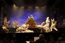THE FAIRY QUEEN   music: Henry Purcell   libretto after Shakespeare's 'A Midsummer Night's Dream'   conductor: William Christie with the Orchestra of the Age of Enlightenment    design: Paul Brown...