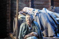 THE GRAPES OF WRATH   by John Steinbeck   adapted by Frank Galati   design: Simon Higlett   lighting: Tim Mitchell   director: Jonathan Church   Sorcha Cusack (Ma Joad) Chichester Festival Theatre (...