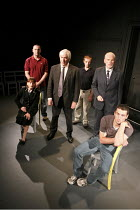 STOCKWELL   The inquest into the death of Jean Charles de Menezes   writer: Kieron Barry   director: Sophie Lifschutz   l-r: Helen Worsley (Commander Cressida Dick), Alex Tanner (C12, Jack Klaff (Mr...