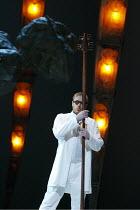 DAS RHEINGOLD   by Wagner   conductor: Valery Gergiev   stage design: George Tsypin   costumes: Tatiana Noginova   lighting: Gleb Filshtinsky   director: Alexander Zeldin ~Evgeny Nikitin (Wotan) ~Mari...
