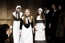 THE CRUCIBLE National Theatre 1980/81